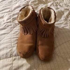 Lucky brand moccasin